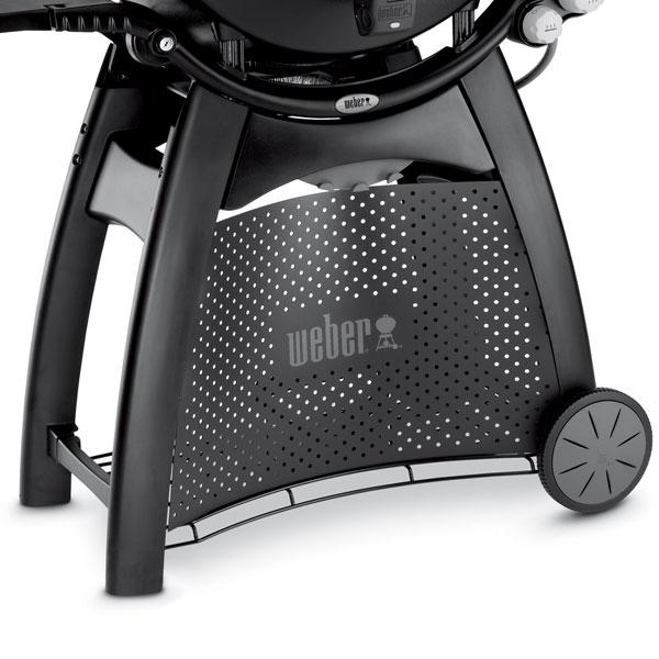 weber q 3200 czarny grille weber gazowy elektryczny w glowy. Black Bedroom Furniture Sets. Home Design Ideas