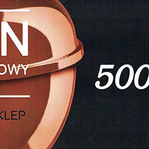500 zł