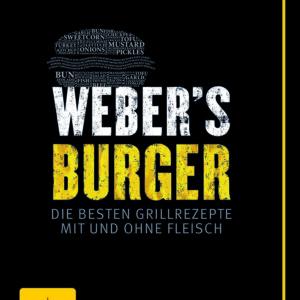 Weber's Burger Buch Cover