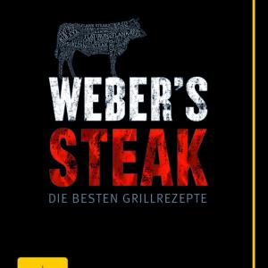 Webers's Steak Buch Cover
